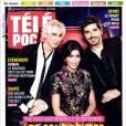 Magazine  Télé Poche  en kiosques le 21 septembre 2015.
