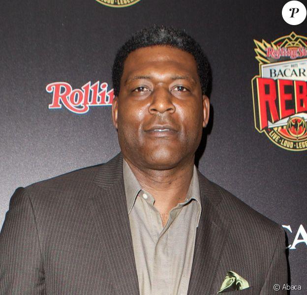 Larry Johnson lors de la soirée Bacardi Rebels au Roseland Ballroom de New York le 20 mai 2013