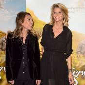 Alice Taglioni rayonnante au côté de sa complice Laura Smet