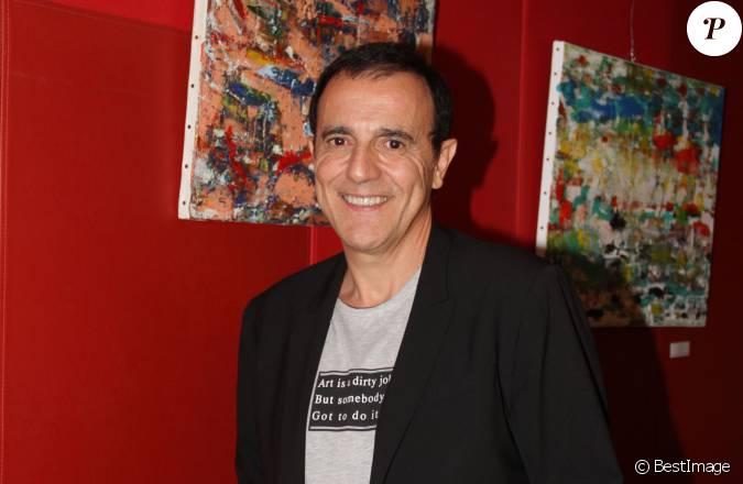Exclusif thierry beccaro vernissage de l 39 exposition de - Thierry beccaro emmanuelle beccaro lannes ...