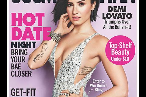 "Demi Lovato, trop sexy ? ""Je me sens enfin bien dans ma peau"""