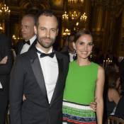 Natalie Portman, perle glamour et amoureuse avec Benjamin Millepied à l'Opéra