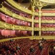 Gala d'ouverture de la saison du Ballet de l'Opéra national de Paris, le 24 septembre 2015.