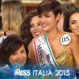 Alice Sabatini, la nouvelle Miss Italie - septembre 2015