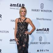 Heidi Klum, Amanda Lear, Alessandra Ambrosio : Glamour et sex-appeal à l'AmfAR