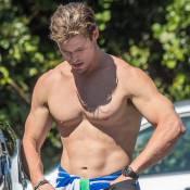 Chris Hemsworth : Le mari d'Elsa Pataky se dénude et prend des risques !
