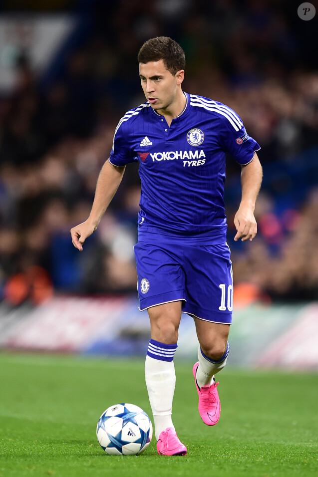 Eden Hazard à Londres le 16 septembre 2015.