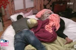 Secret Story 9 : Emilie en larmes dans les bras de Rémi, Loïc très stressé !