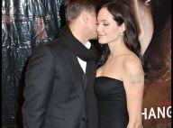 REPORTAGE PHOTOS : Brad Pitt et Angelina Jolie, amoureux et... collés serrés !