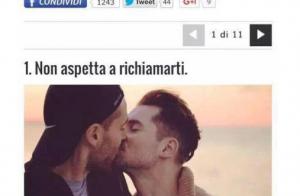 Secret Story 9 - Rémi est-il homosexuel ? La photo qui enflamme la Toile !