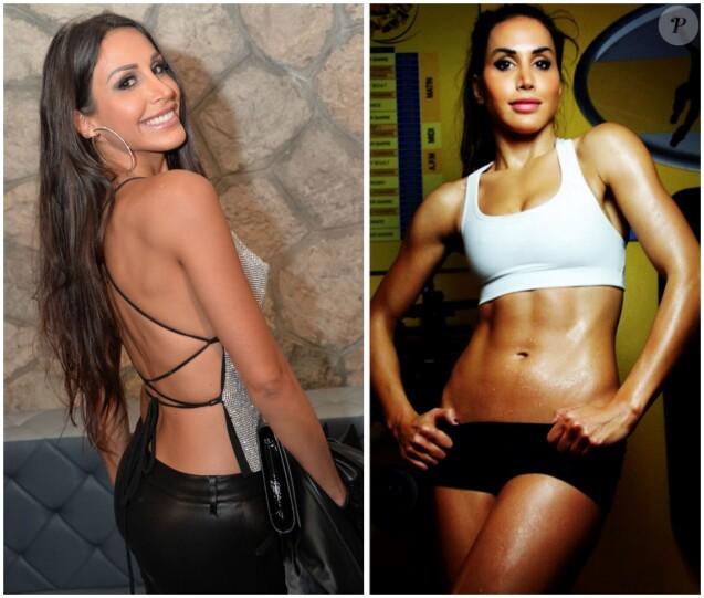 Somayeh des  Anges 7  dévoile un corps de plus en plus musclé. Voici un avant/après le prouvant.