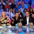 """Patrick Bruel parlant des doublures """"cul"""" au cinéma, samedi 10 octobre 2015 dans Les enfants de la télé sur TF1."""