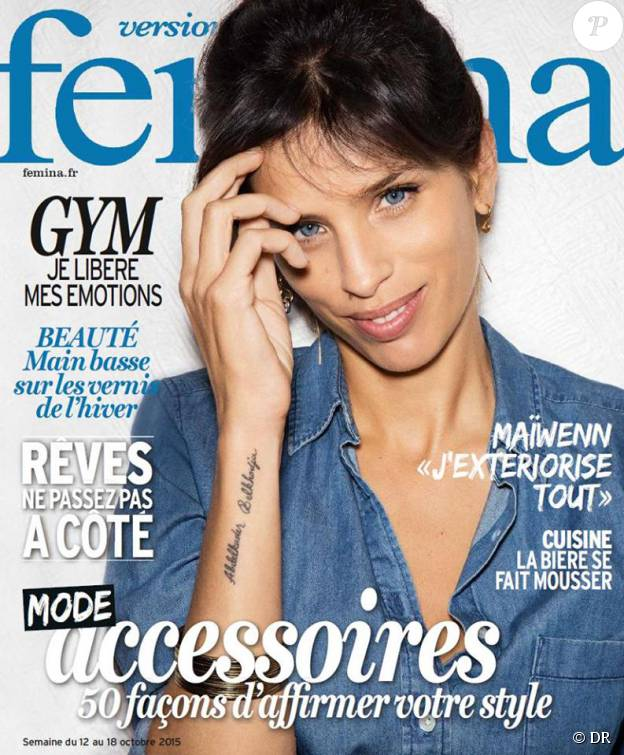 Le magazine Version Femina du 11 octobre 2015