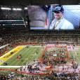 Image du Super Bowl XLV, en février 2011, remporté par les Green Bay Packers