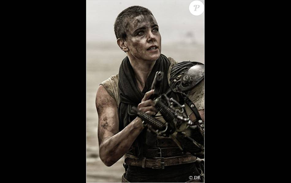 Charlize Theron dans Mad Max : Fury Road
