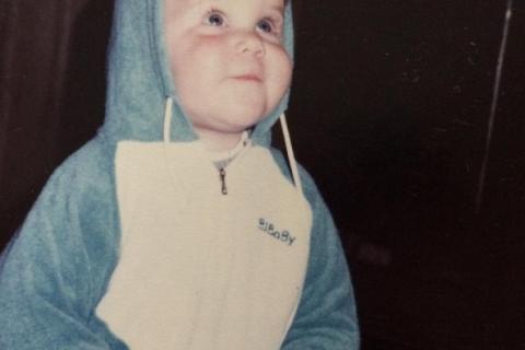 Reconnaissez-vous ce bébé joufflu devenu une star de la comédie ?