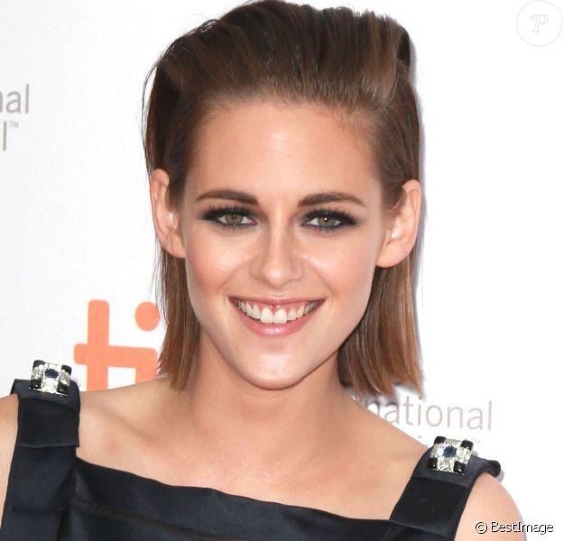 """Kristen Stewart - Première du film """"Equals"""" lors du festival du film de Toronto le 13 septembre 2015."""