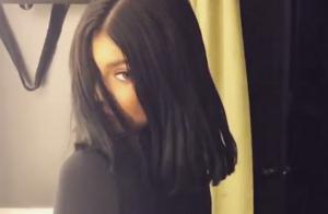 Kylie Jenner : Exit le blond et les extensions, la star dévoile sa nouvelle tête