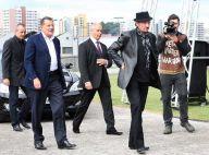 Johnny Hallyday : Ses dernières confidences... très ému le rocker !