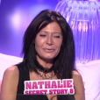 Nathalie, dans la quotidienne de  Secret Story 9  sur NT1, le mardi 20 octobre 2015.