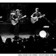 Le groupe Hanson en concert aux Etats-Unis, en octobre 2015.