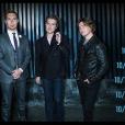 Les frères Hanson assurent une tournée aux Etats-Unis en octobre 2015.