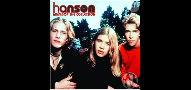 Single  Mmmbop , du groupe Hanson (1996)