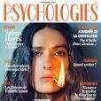 Salma Hayek en couverture du magazine Psychologies, numéro de novembre 2015