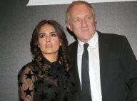 """Salma Hayek, son couple avec François-Henri Pinault : """"On a trouvé un équilibre"""""""
