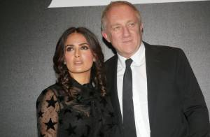 Salma Hayek, son couple avec François-Henri Pinault :