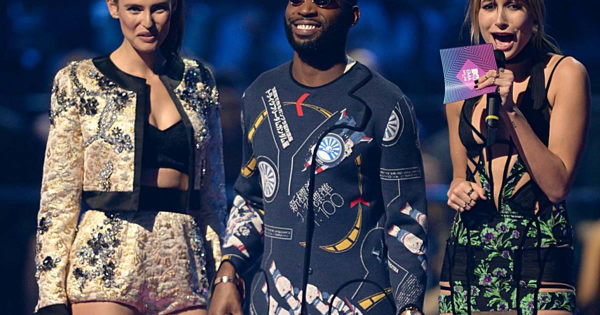 MTV Europe Music Awards 2015 à Milan, le 25 octobre 2015....