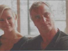 Lorie et David Ginola  : le tournage des Feux de l' Amour commence !