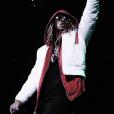 Future lors du concert Powerhouse 2015 de la station Power 105.1 au Barclays Center à Brooklyn. Octobre 2015.