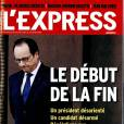 """L'Express"", en kiosques le 28 octobre 2015."