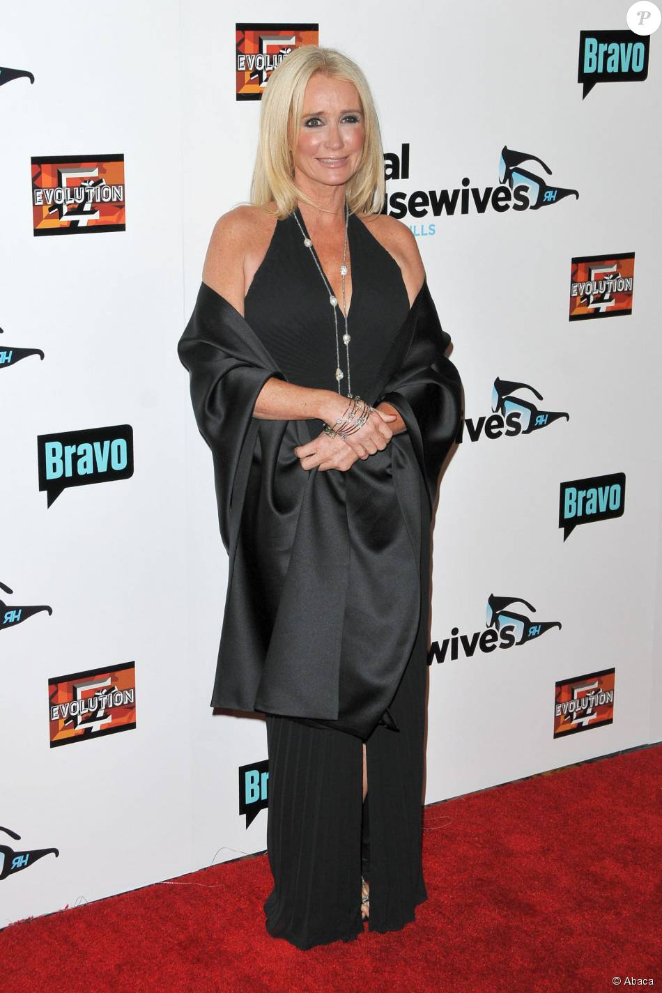 Kim Richards à la première de Real Housewives of Beverly ...