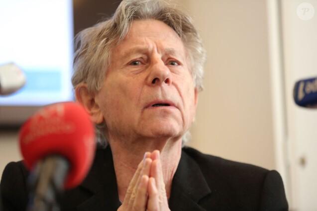 Roman Polanski à Monaco, le 17 decembre 2013.
