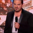 Sylvère, dans  Incroyable Talent  saison 10 (épisode 3), le mardi 3 novembre 2015 sur M6.