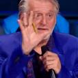Gilbert Rozon, dans  Incroyable Talent  saison 10 (épisode 3), le mardi 3 novembre 2015 sur M6.