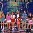 Les Tweenz, dans  Incroyable Talent  saison 10 (épisode 3), le mardi 3 novembre 2015 sur M6.