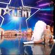 Leonid the Magnificent, dans  Incroyable Talent  saison 10 (épisode 3), le mardi 3 novembre 2015 sur M6.