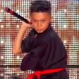Le jeune Kenzy dans  Incroyable Talent  saison 10 (épisode 3), le mardi 3 novembre 2015 sur M6.