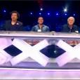 Le jury d' Incroyable Talent  saison 10 (épisode 3), le mardi 3 novembre 2015 sur M6.