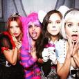 Photo de la soirée d'Halloween de Vanessa Hudgens à son domicile, à Los Angeles. Le 31 octobre 2015.