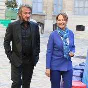 """Ségolène Royal fan de Sean Penn : """"Il en faudrait beaucoup comme lui"""""""