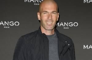 Zinedine Zidane, son coup de tête :