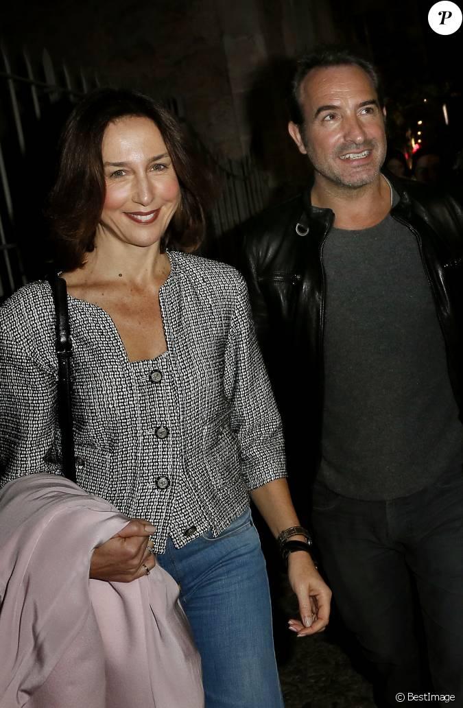 Elsa zylberstein et jean dujardin durant la 24e dition for Dujardin bernard