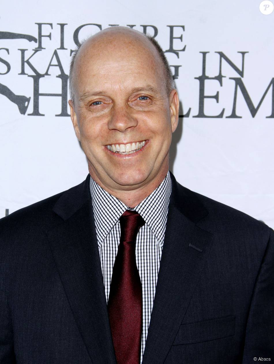 Scott Hamilton à New York le 2 avril 2012.