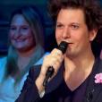 Eric Antoine, dans  Incroyable Talent 2015  sur M6 (épisode du mardi 17 novembre 2015).