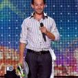 Jonathan, dans  Incroyable Talent 2015  sur M6 (épisode du mardi 17 novembre 2015).