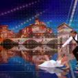 Le duo Fusion, dans  Incroyable Talent 2015  sur M6 (épisode du mardi 17 novembre 2015).
